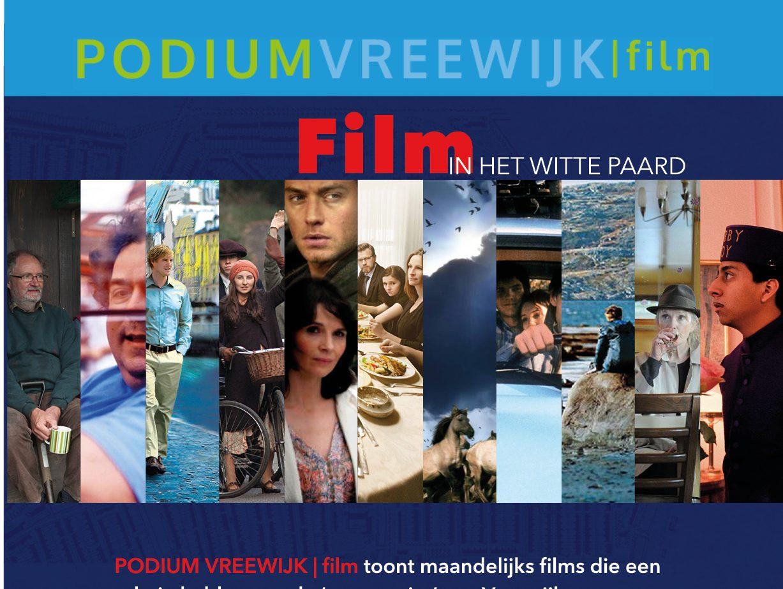 Film, voorprogramma en een maaltijd voor € 13,50