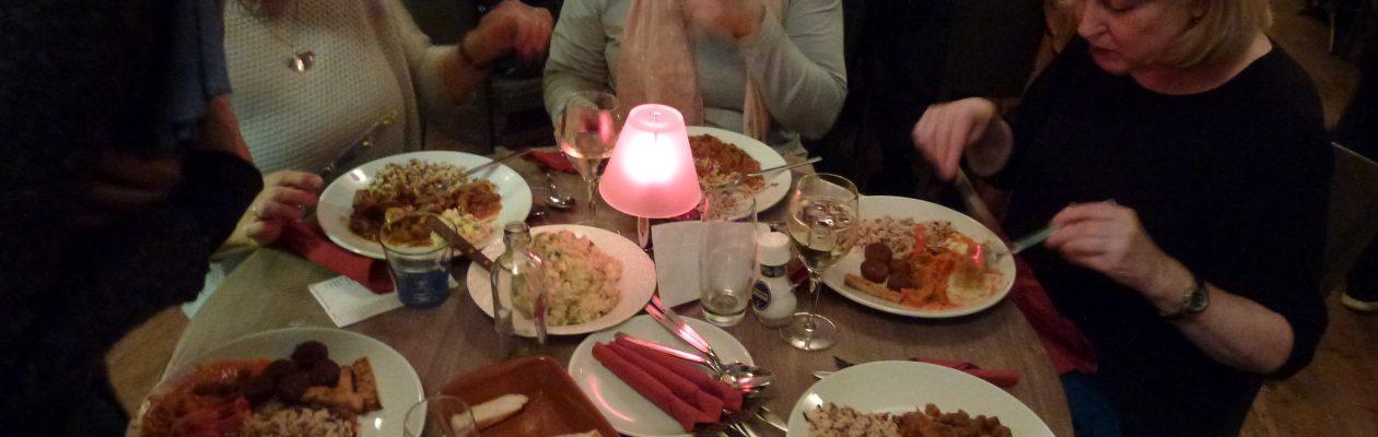 De Russische maaltijd