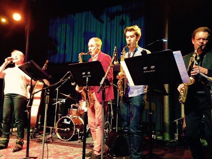 Trebleshooters in voorprogramma 12 maart 'Jazz in Vreewijk'